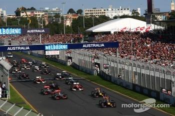 Australia could become 2012 season-opener again