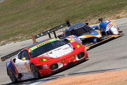 #62 CRS Racing Ferrari F430: Pierre Ehret, Shaun Lynn, Roger Willis