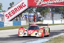 #12 Rebellion Racing Lola B10/60 Coupe Toyota: Николя Прост, Нил Джани, Йерун Блекемолен