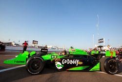 Voiture de Danica Patrick, Andretti Autosport