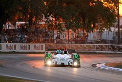 #018 Performance Tech Motorsports Oreca FLM09: Anthony Nicolosi, Jarrett Boon, Jan-Dirk Leuders