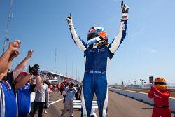 Race winnaar Josef Newgarden, Sam Schmidt Motorsports