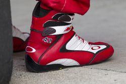 Schoenen Juan Pablo Montoya, Earnhardt Ganassi Racing Chevrolet
