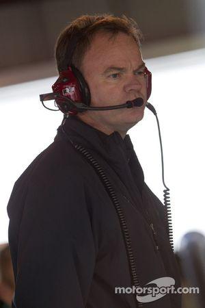 Lance McGrew, crew chief Mark Martin, Hendrick Motorsports Chevrolet