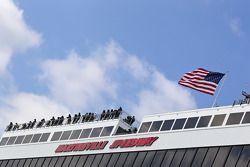 Martinsville Speedway toren