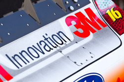 Car detail, Greg Biffle, Roush Fenway Racing Ford