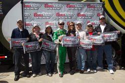 Pole Jamie McMurray, Earnhardt Ganassi Racing Chevrolet