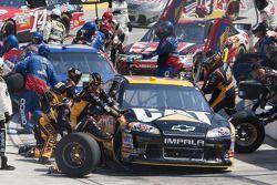 Pitstop Jeff Burton, Richard Childress Racing Chevrolet