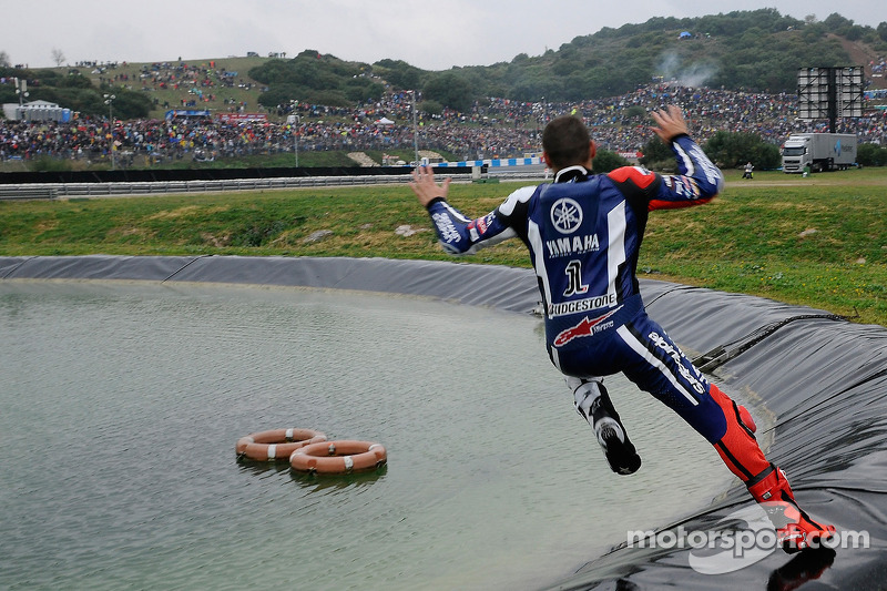 15- GP da Espanha 2011, Yamaha