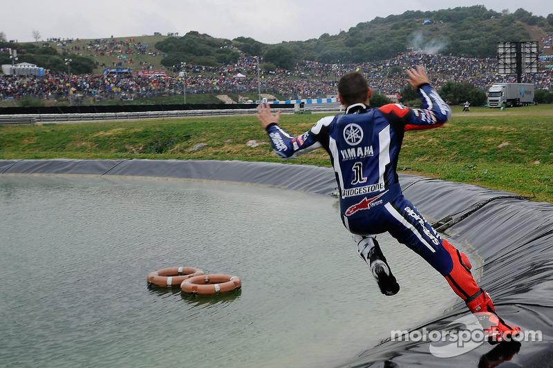 #15 GP d'Espagne 2011 (Yamaha)