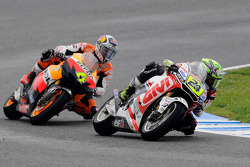 Toni Elias, LCR Honda MotoGP, Andrea Dovizioso, Repsol Honda Team