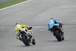 Джон Хопкнс, Rizla Suzuki MotoGP, Лорис Капиросси, Pramac Racing Team