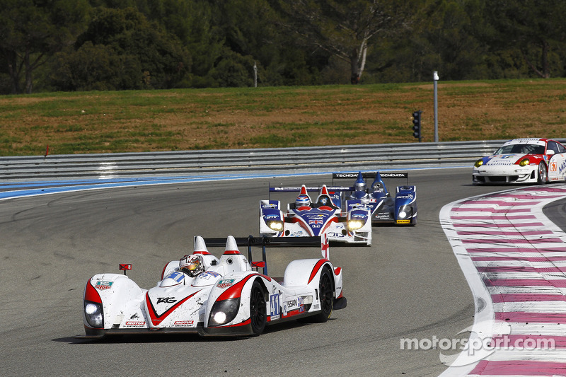 Saison 2011 - LMP2