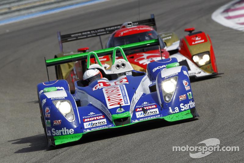 Saison 2011 - LMP1