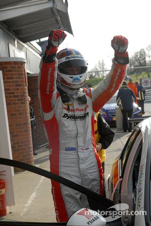 Matt Neal, Honda Racing celebrates victory