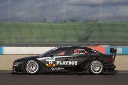 Playboy Audi A4 DTM #19 (Audi Sport Team Rosberg), Edoardo Mortara