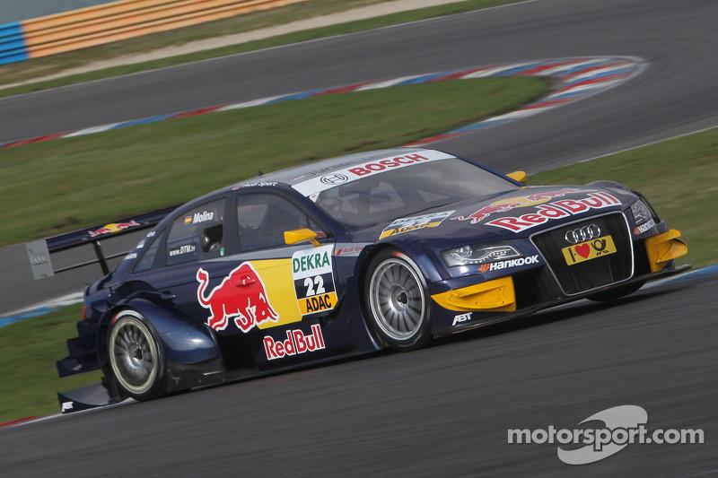 Red Bull Audi A4 DTM #22 (Audi Sport Team Abt Junior
