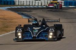 #052 PR1 Mathiasen Motorsports Oreca FLM09: Ken Dobson, Ryan Lewis, Henri Richard
