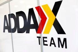 Логотип команды Addax