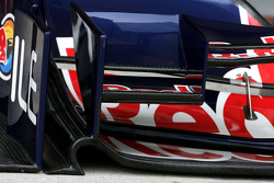 Red Bull Racing, Technical detail, front wing