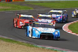 #24 Kondo Racing Nissan GT-R Nismo GT3: Daiki Sasaki, Masataka Yanagida