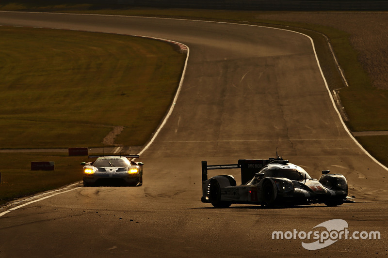 #1 Porsche Team, Porsche 919 Hybrid
