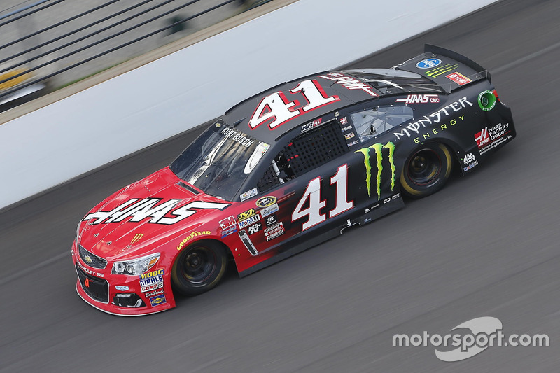 16. Kurt Busch, Stewart-Haas Racing, Chevrolet