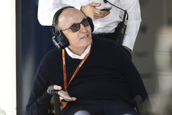 Sir Frank Williams, Williams Team Principal