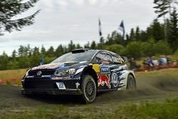 Ярі-Матті Латвала, Міікка Анттіла, Volkswagen Polo WRC, Volkswagen Motorsport