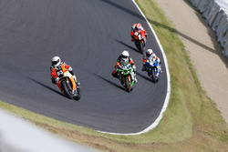 #83 Team JP Dog Fight Racing Australia, Yamaha: Mark Aitchison, Corey Turner, Yasuyoshi Kimura