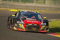 #3 Belgian Audi Club Team WRT, Audi R8 LMS: Filipe Albuquerque, Rodrigo Baptista, Sergio Jimenez
