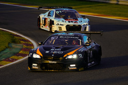 #12 Boutsen Ginion Racing, BMW F13 M6 GT3: Olivier Grotz, Karim Ojjeh, Julian Darras, Arno Santamato