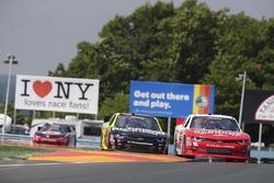 Todd Bodine, Chevrolet; Paul Menard, Richard Childress Racing, Chevrolet