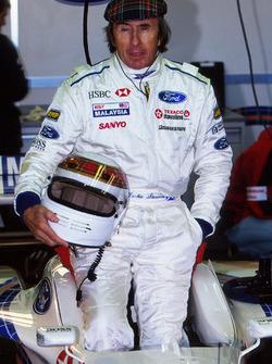 Джеки Стюарт, Stewart Grand Prix Ford SF-1