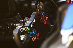 Corvette C7.R steering wheel