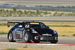 #23 CA Sport Nissan 370Z Nismo: Vesko Kozarov