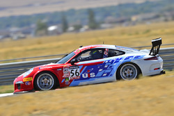 #56 Wright Motorsports, Porsche GT3 Cup: McKay Snow