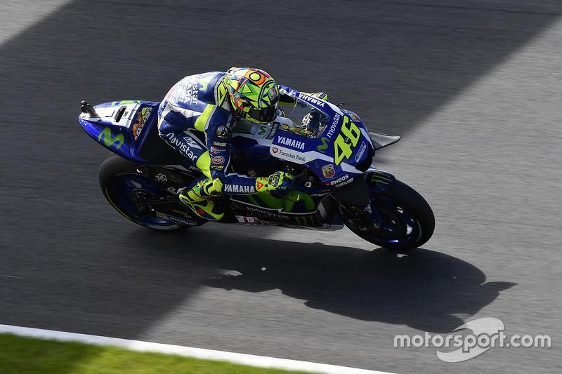 Valentino Rossi – 4. Platz