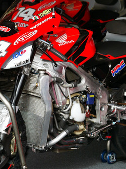 Bike of Daijiro Kato, Fortuna Honda Gresini
