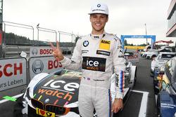 second in Qualifying Tom Blomqvist, BMW Team RBM, BMW M4 DTM