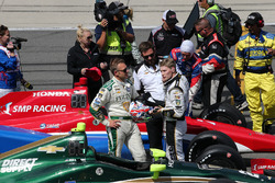 Ed Carpenter, Ed Carpenter Racing Chevrolet, Josef Newgarden, Ed Carpenter Racing Chevrolet