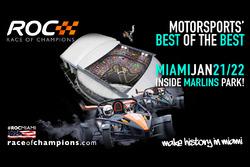 Anuncio de la  Race of Champions 2017 en Miami