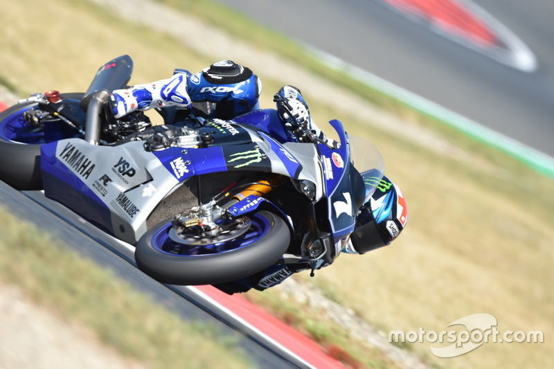 #1 Suzuki Endurance Racing Team, Suzuki GSX R 1000: Vincent Philippe, Anthony Delhalle, Etienne Masson