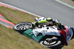 #54, Evers - ZAB Endurance, MV Agusta: Dominik Borgelt, Christof Höfer, Harald Evers