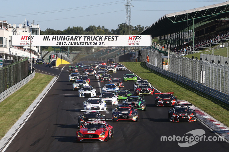 #8: Blancpain-Sprint-Series in Budapest