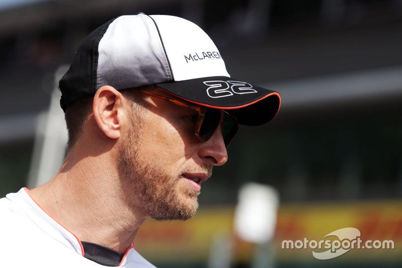 Jenson Button?