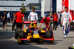 Antonio Giovinazzi, PREMA Racing, Luca Ghiotto, Trident