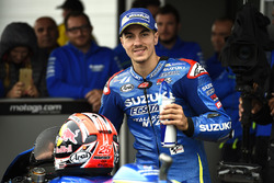 Third position Maverick Viñales, Team Suzuki MotoGP