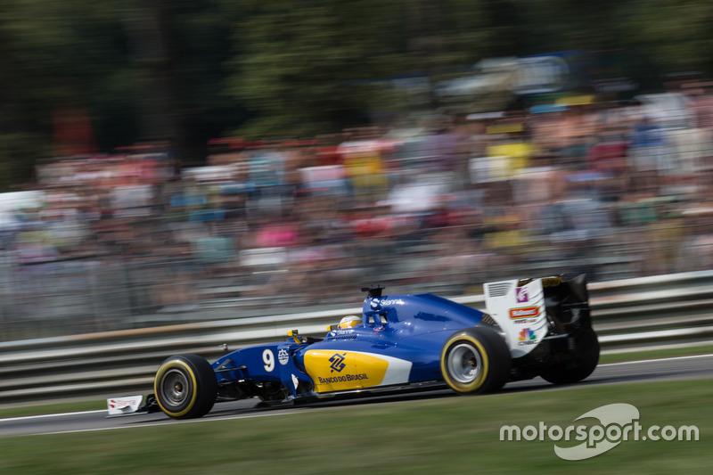 16. Marcus Ericsson, Sauber C35