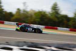 Henry Walkenhorst, Peter Posavac, Anders Buchardt, 'Werner Hamprecht', Walkenhorst Motorsport, BMW Z4 GT3